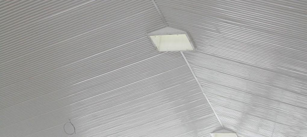 TUFTEX PVC Vinyl for ceiling