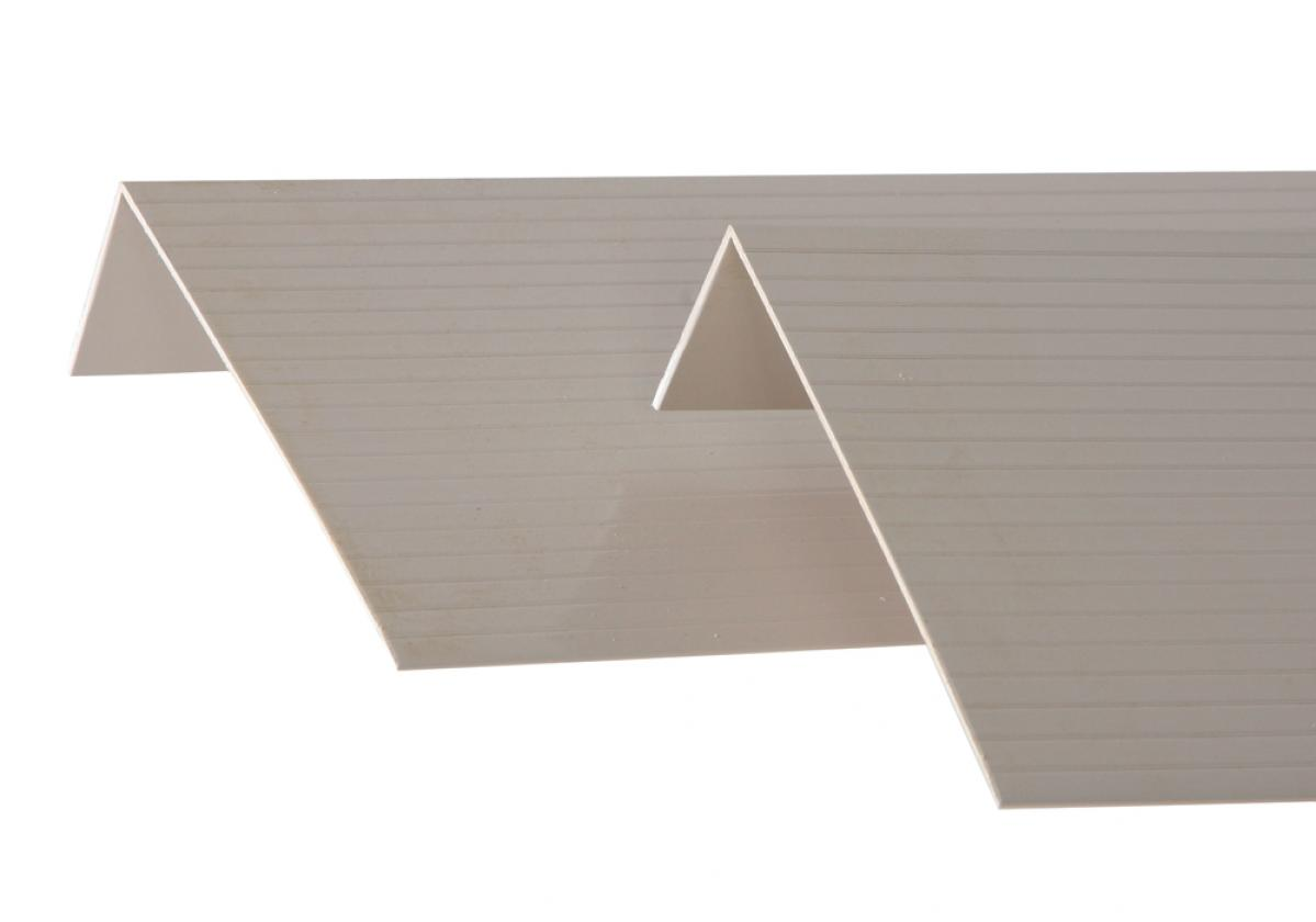 Tan DeckDrain Slope Bracket