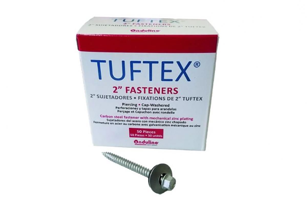 Tuftex Hex Head Screw Box