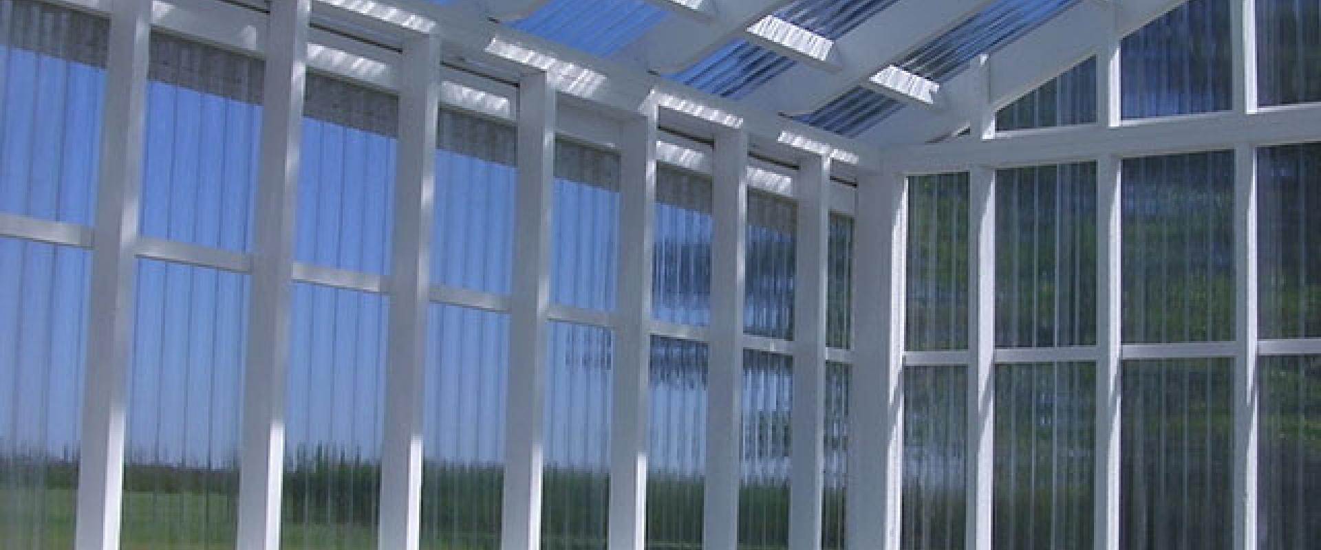 Tuftex Polycarb Best Polycarbonate For Outdoor Home Projects