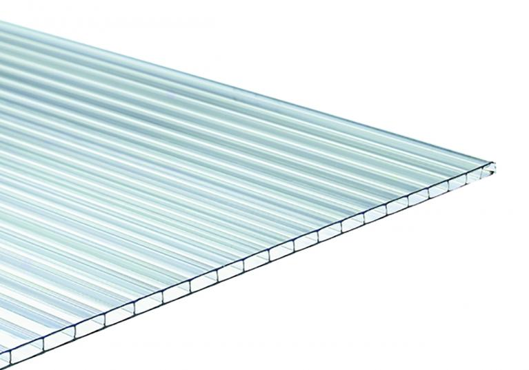 TUFTEX Multiwall Polycarbonate - 6mm